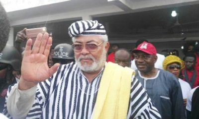 Dedicate yourselves to peace – Rawlings to Dagombas