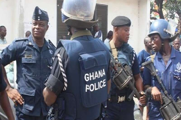 3 suspected kidnappers arrested at a hotel in Takoradi