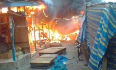 Odawna Market reopens for business after fire outbreak