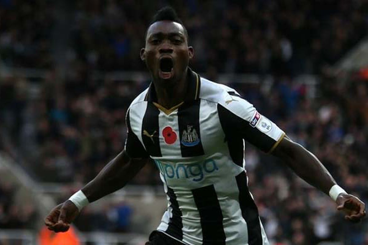 Newcastle United's dressing room mood has improved recently - Atsu