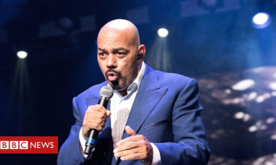 US RnB singer-songwriter James Ingram dies aged 66