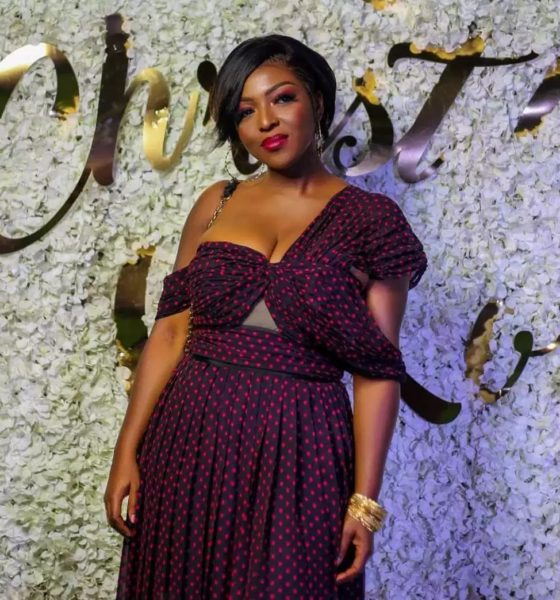 Yvonne Okoro to Offer 100K to Anyone Who Leaks Video of Her and Adebayor