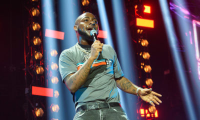 Davido Registers His Name in History Books as He Sells Out The 02 Arena in London