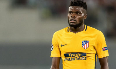 European players more considered than Africans – Partey