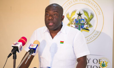 Government writes to diplomats over Mahama's video
