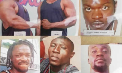 NDC shooting: 12 declared wanted