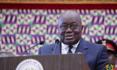 Akufo-Addo lauds Energy Ministry for leading solar power drive