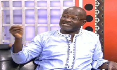 Charge Ofosu-Ampofo with treason - Kennedy Agyapong