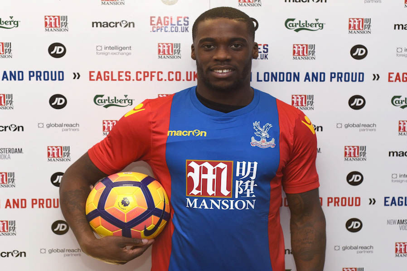 Jeffrey Schlupp registers assist in Crystal Palace defeat to Manchester United