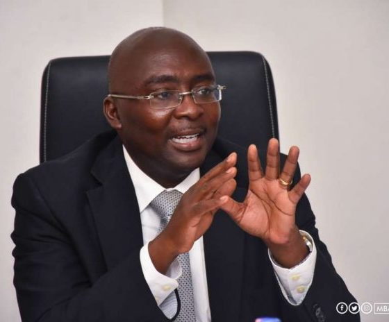 Ghana must shine at world sporting events - Bawumia