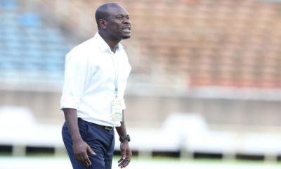 CK Akonnor And Assistants Sacked!