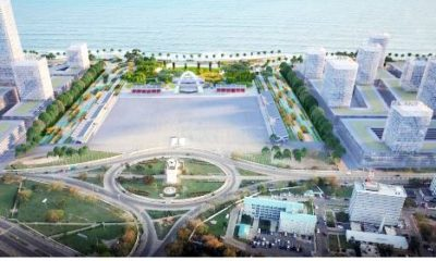 Construction of Marine Drive Project begins in June - Akwasi Agyemang