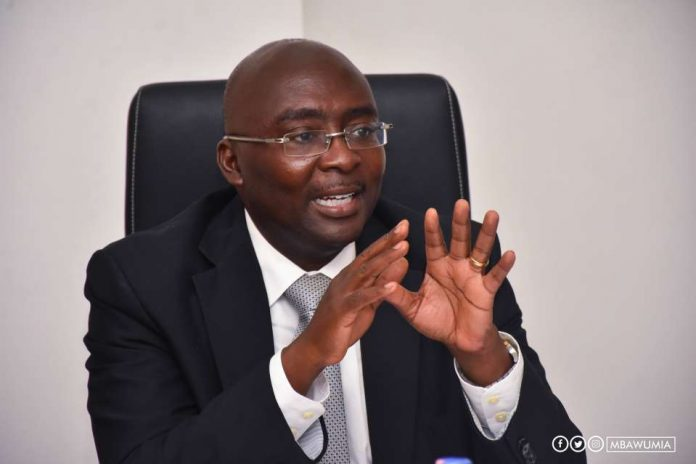 Help improve ease of doing business- Bawumia charges state agencies