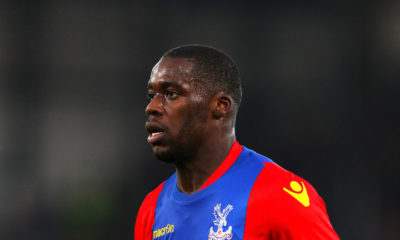 Jeffery Schlupp wins Crystal Palace Player of the Month award