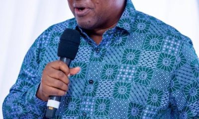 Lack of succession planning affects many institutions - Mahama
