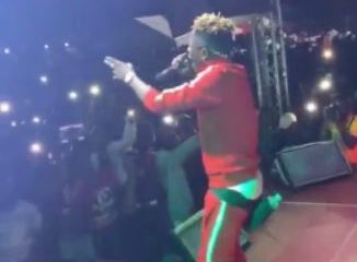 Shatta Wale Wows Central University - 23-03-2019