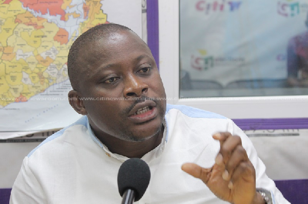UEW saga: The church mustn't be divisive; Prof. Afful-Broni must step aside – MP