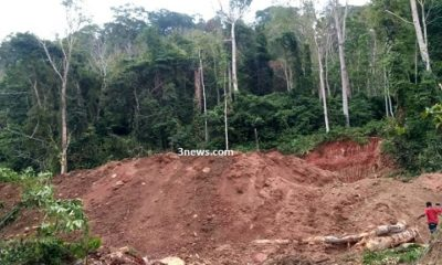 'Ghost' mining company invades Atewa Forest