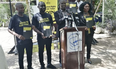 Amnesty International launches 2018 Global Death Penalty Report