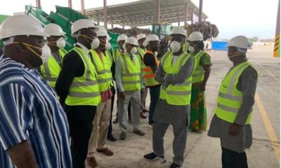 Build hi-tech recycling plant in all regions – Ministers to Zoomlion