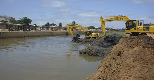 Odaw River will be desilted within a year – Dredge Masters
