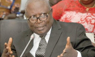 Akufo-Addo Told Attorney General Not To Prosecute MPs Fingered In 'Double Salary' Investigations – Martin Amidu Reveals