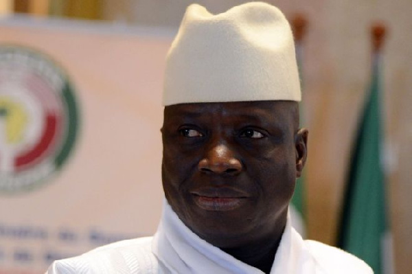 Call made for Jammeh's extradition and trial