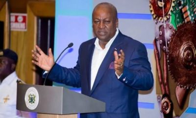 Economic growth not transforming into jobs – Mahama