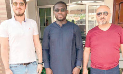 Fitcom, HRH Sports commend clubs for kit sponsorship deal