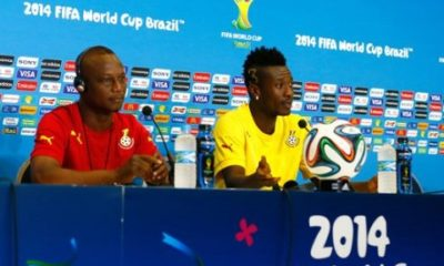 Kwesi Appiah forced Gyan out because of a prophecy - Gyan aide reveals