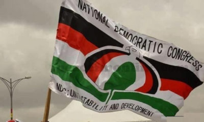 NDC likely to demonstrate over limited voters' registration exercise