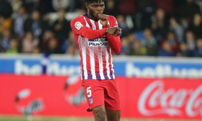 No offer yet for Partey - Jimenez