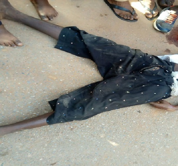 One shot dead, several injured after police clash with Krobo residents
