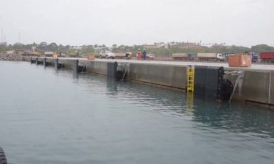 Takoradi Port new bulk jetty to facilitate port operations