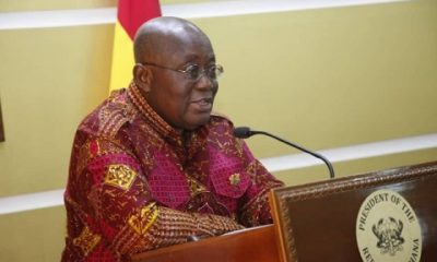 We are marching forward with free SHS - President Akufo-Addo