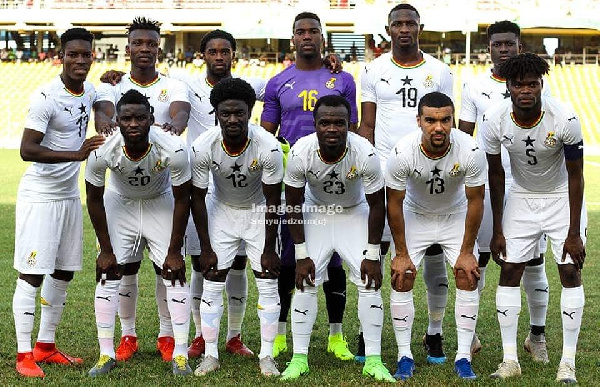 2019 Africa Cup of Nations: Ghana set to play Namibia today in warm-up match