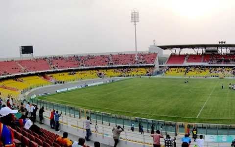 Accra Sports Stadium to host Kotoko and Karela final on Sunday
