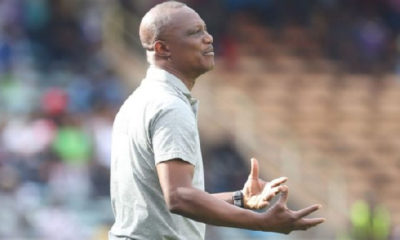 Appiah on potential early exit: You must be prepared for anything