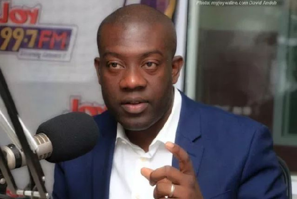 Battle over GHC80bn debt: NDC members are hypocrites - Oppong Nkrumah