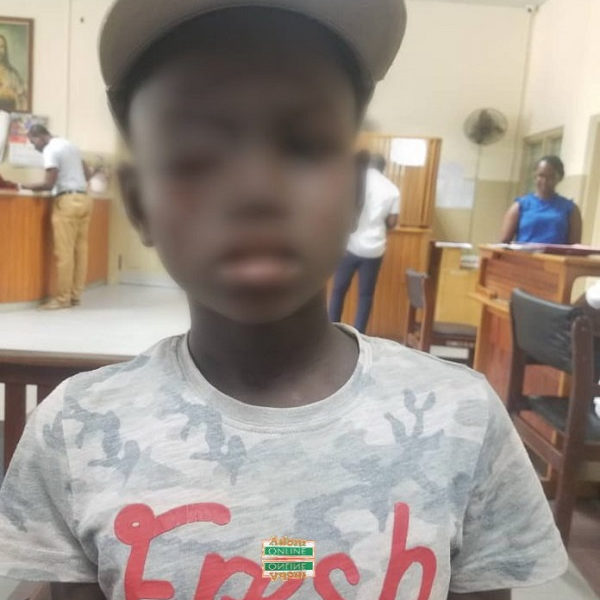 Latest Ghana News: Boy, 9, Drops Out Of School Over Cancer