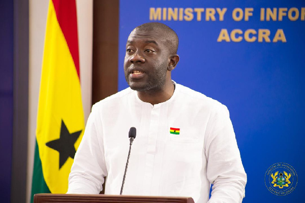 Gov't has not borrowed GHC80billion - Oppong Nkrumah