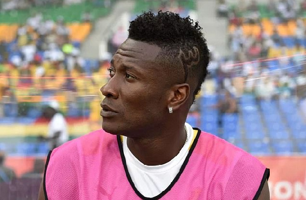 Gyan downplays Black Stars winless run ahead of 2019 AFCON