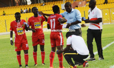 Kotoko coach C.K Akonnor hoping for another good performance against Hearts of Oak