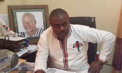 Limited Registration: Police sack 'unaccredited' NDC Chairman from registration centre