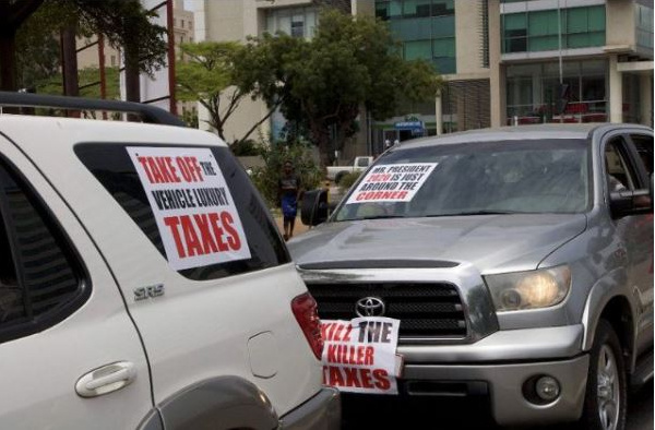 Luxury car owners, dealers to stage June protest against luxury vehicle tax