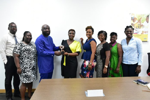 MTN Ghana named Company of the Year in The Diamond SABRE Awards