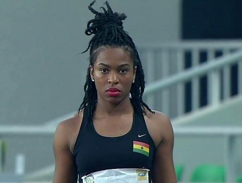 Nadia Eke qualifies for World Champs and Tokyo 2020 with new National Record