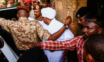 Sudan: Bashir seen in public for first time after overthrow