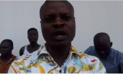 Tamale NPP boys lock up National Sports Authority office