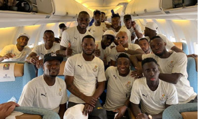 US embassy throw weight of support behind Black Stars